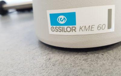 ESSILOR TOPCON keratometer Essilor KME 60 NIM687